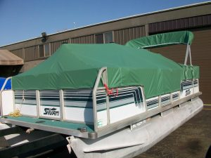 Pontoon Canvas Cover Jackson Michigan