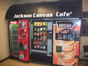 Jackson Canvas Cafe Awning